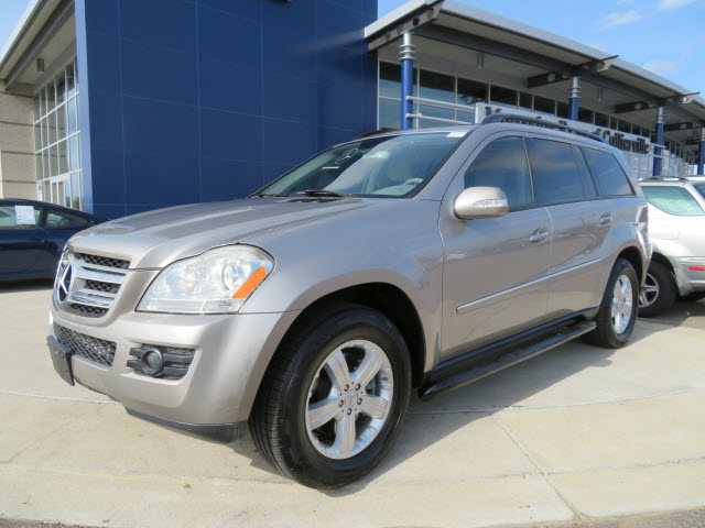 Pre owned 2007 mercedes benz gl class gl 450 4matic awd for Used mercedes benz gl450 4matic